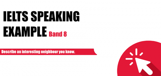 Describe a teenager you know - IELTS Practice Online Band 9
