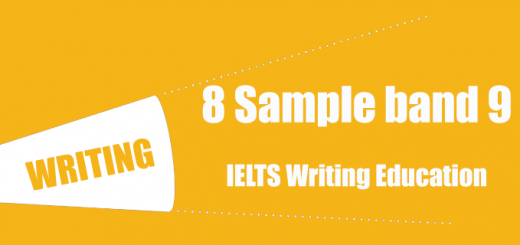 Writing Sample Ielts Practice Online Band 9