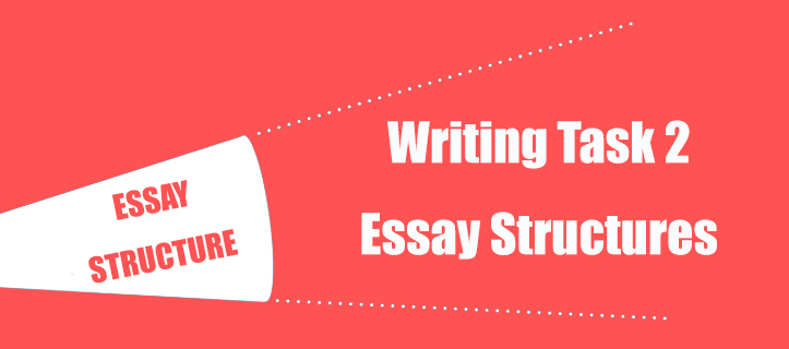 Writing Task  Essay Structures  Ielts Practice Online  Essay Sample For High School also Advanced English Essays  Compare And Contrast Essay Sample Paper