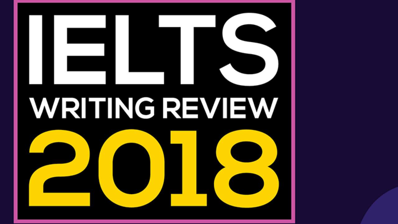 IELTS Writing Recent Actual Test 15/03/2018 - IELTS Practice